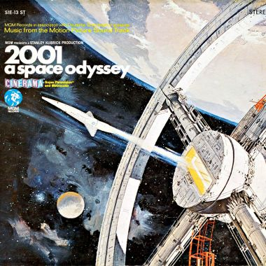 Cover art for Various - 2001: A Space Odyssey