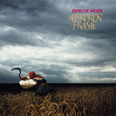 Cover art for Depeche Mode - A Broken Frame