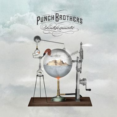 Cover art for Punch Brothers - Antifogmatic