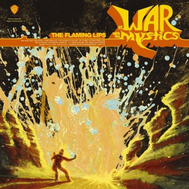 Cover art for The Flaming Lips - At War With The Mystics