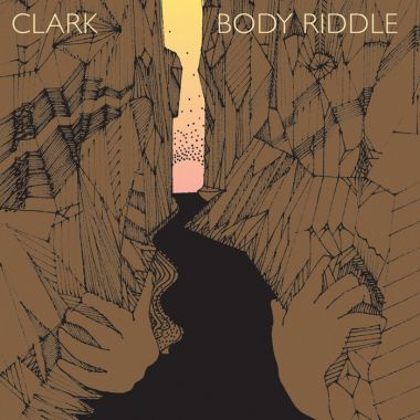 Cover art for Chris Clark - Body Riddle