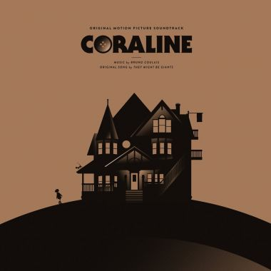 Cover art for Bruno Coulais - Coraline (Original Motion Picture Soundtrack)