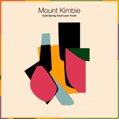 Cover art for Mount Kimbie - Cold Spring Fault Less Youth