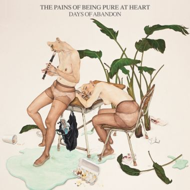 Cover art for The Pains Of Being Pure At Heart - Days Of Abandon