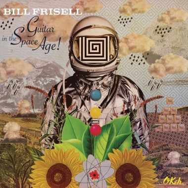 Cover art for Bill Frisell - Guitar In The Space Age!