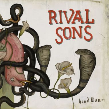 Cover art for Rival Sons - Head Down