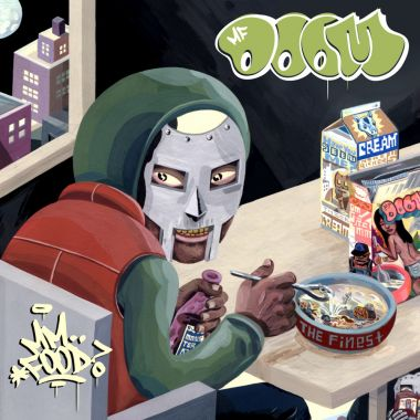 Cover art for MF Doom - MM..Food