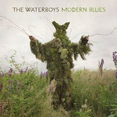 Cover art for The Waterboys - Modern Blues