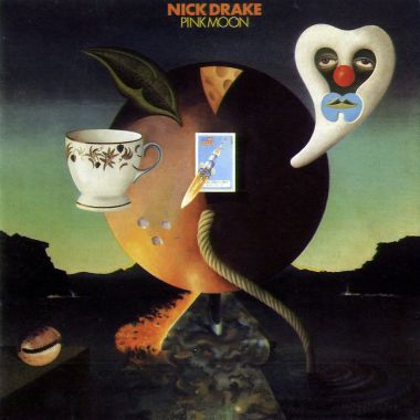 Cover art for Nick Drake - Pink Moon