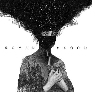 Cover art for Royal Blood - Royal Blood