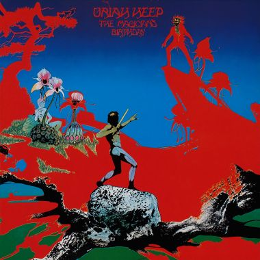 Cover art for Uriah Heep - The Magician's Birthday