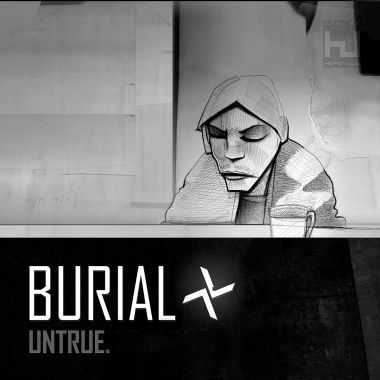 Cover art for Burial - Untrue
