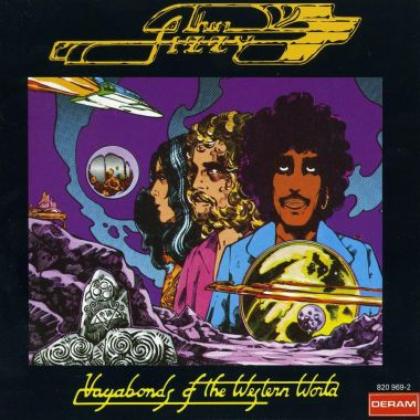 Cover art for Thin Lizzy - Vagabonds Of The Western World