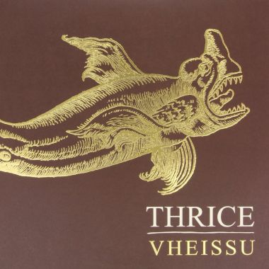 Cover art for Thrice - Vheissu